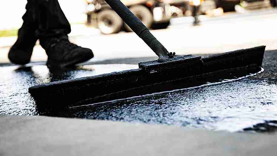 New Seal Coat – Getting the Most from your Maintenance